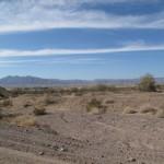 Wüste kurz vor Lake Havasu City