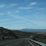 Reizvolle Wüstenlandschaften an der Route 66