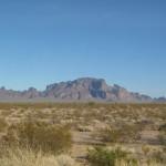 Signal Peak in der Sonoran Desert