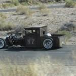 Selbstgebautes Auto in den USA