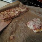 Thunfischpizza meets America