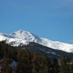 14000er Gipfel mit Schnee