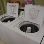 Amerikanische Waschmaschinen